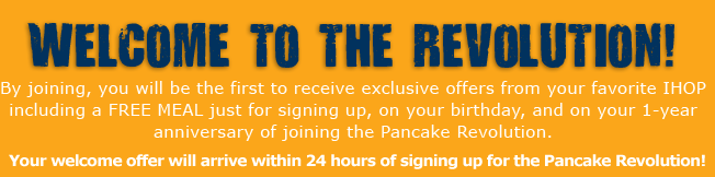 IHOP: Buy One Entree Get One Free on February 14th! | Chi ...